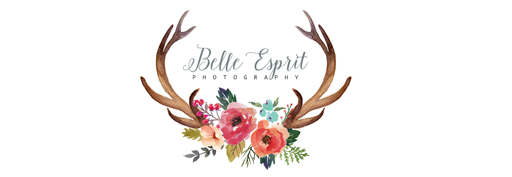 Belle Esprit Photography logo